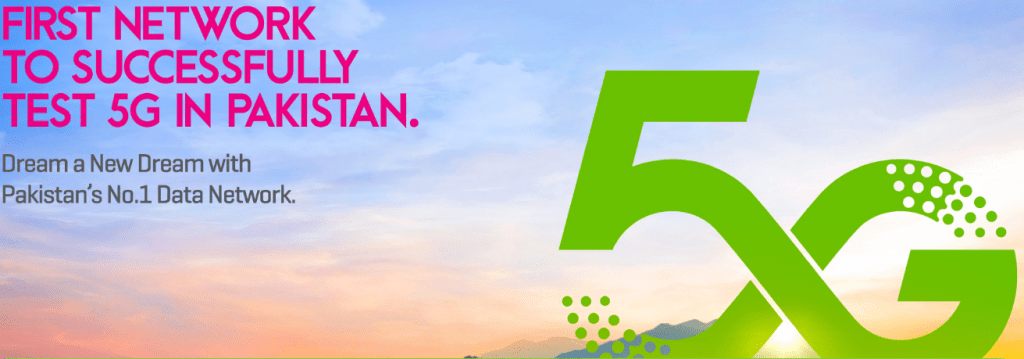 PTA Unveil Successful 5G Mobile Network Test in Pakistan 2019