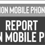 Report Stolen Mobile Phones with PTA