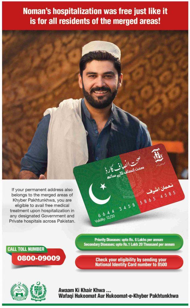 Sehat Insaf Card KPK