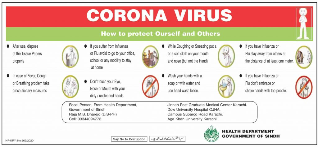 How to Protect Ourself and Others from CoronaVirus 2020
