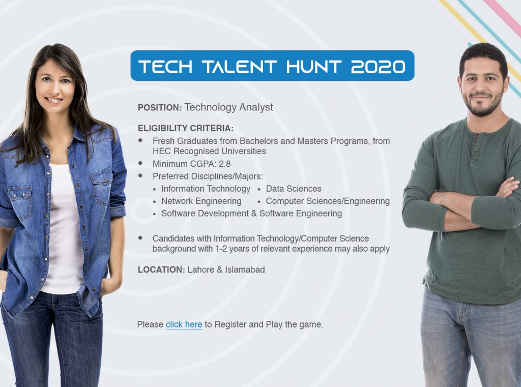 UBL PLAI PK Tech Talent Hunt 2020