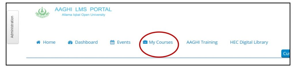 How to Select the Course