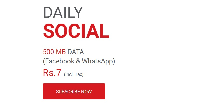 Daily Social Package