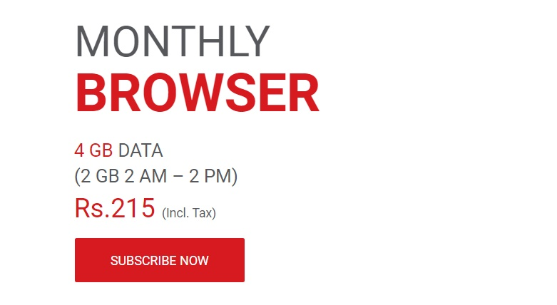 Monthly Browser