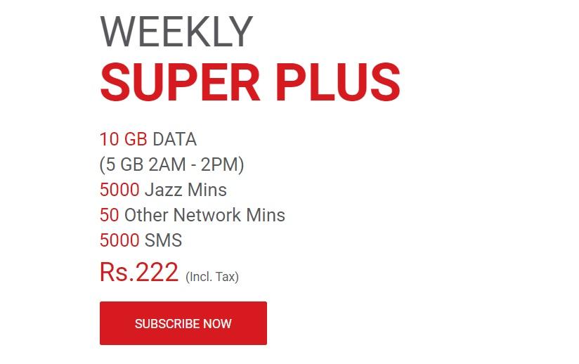 Weekly Super Plus