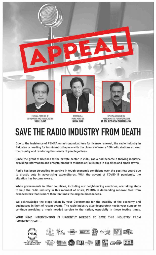 Save Radio Industry From Death