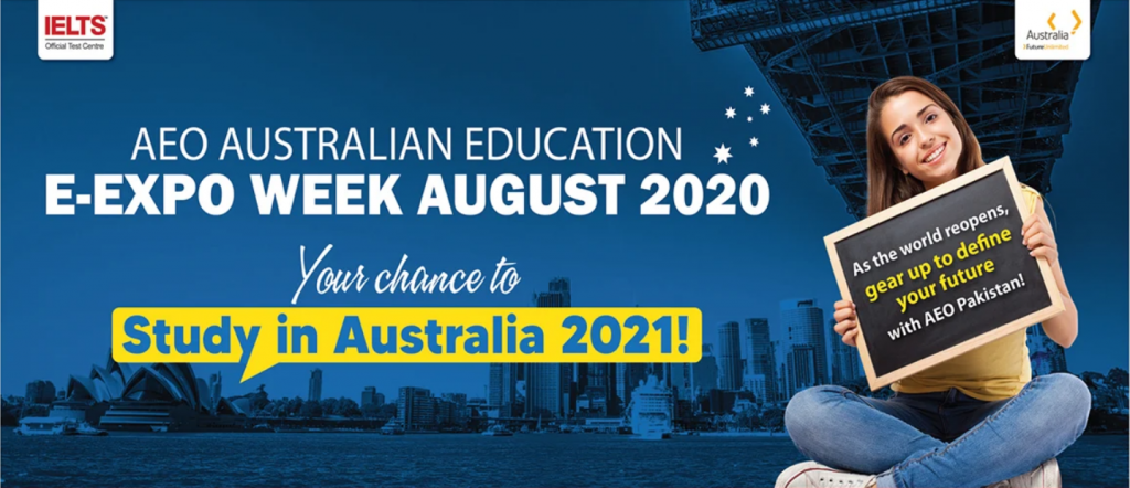 AEO Australian Education Expo Week August 2020