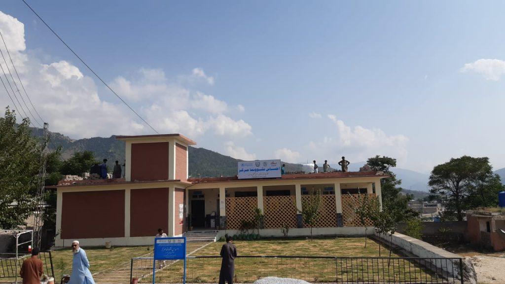 Ehsaas Nashonuma Centers For Registration