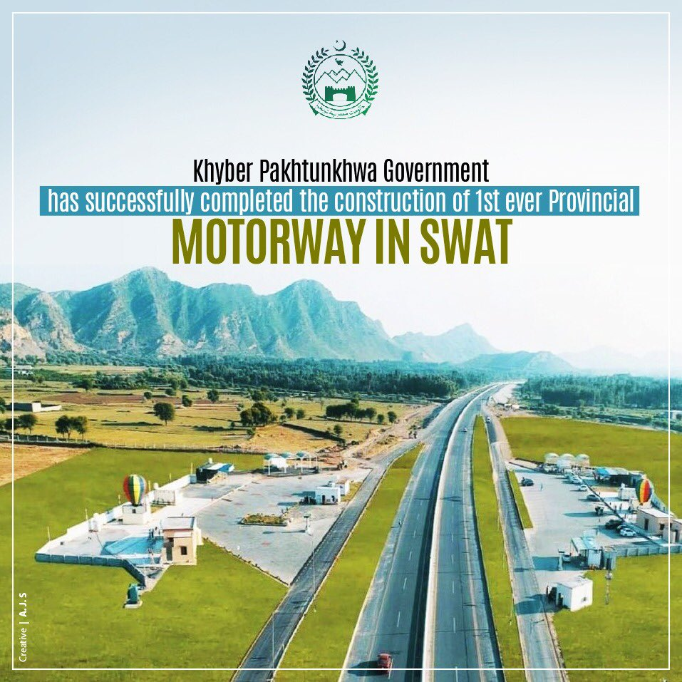 SWAT Motorway 2020 Completed