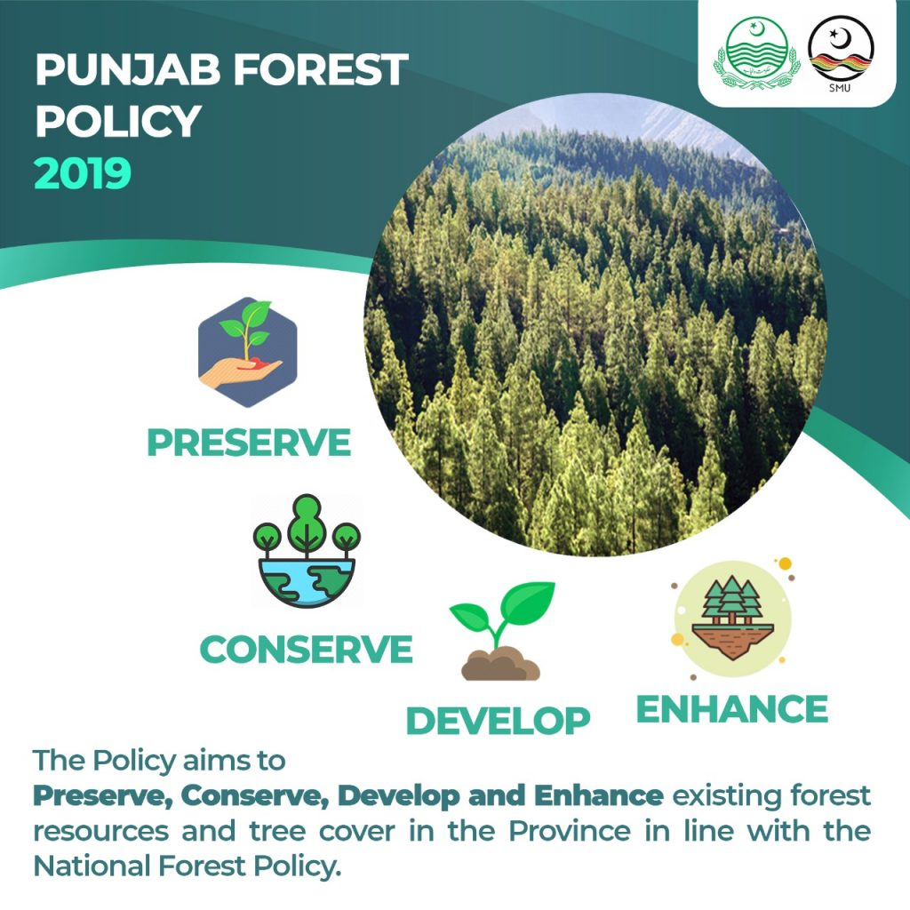 Forest Policy Punjab
