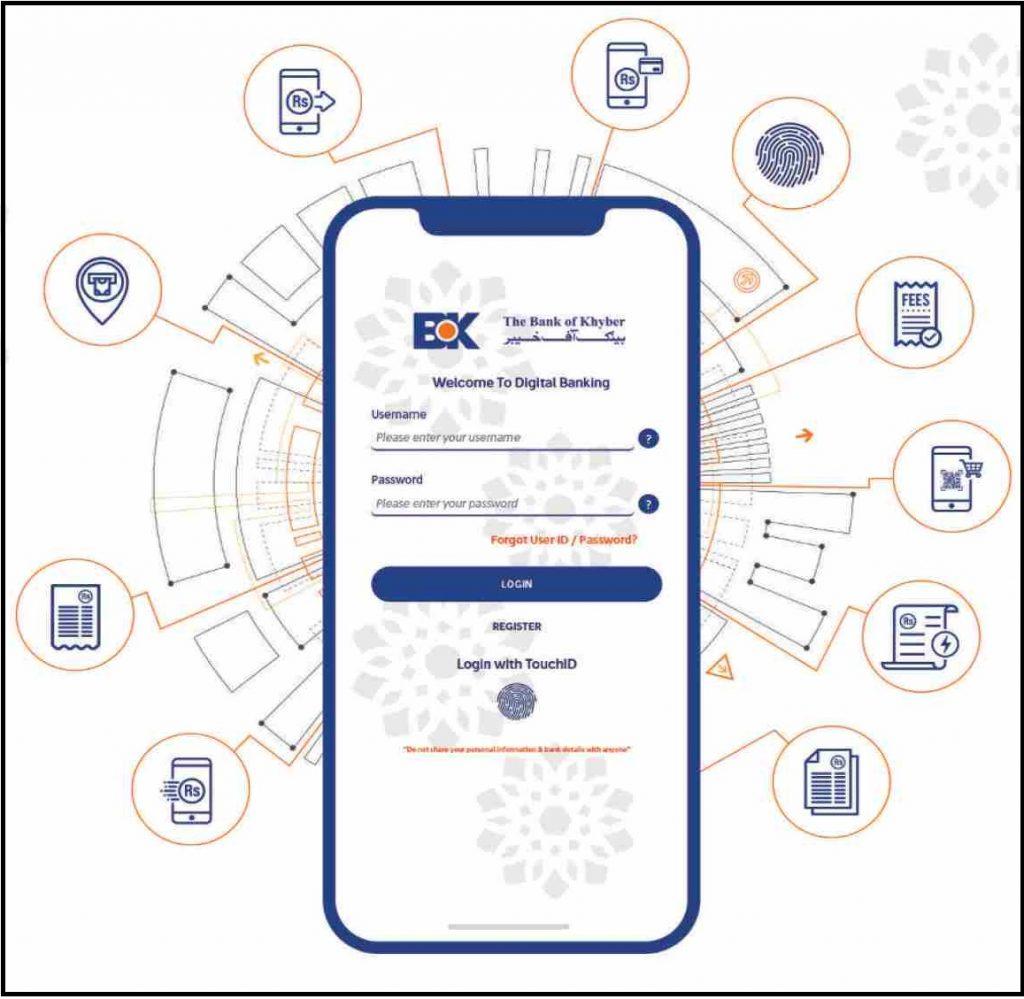 BOK Digital App 2021