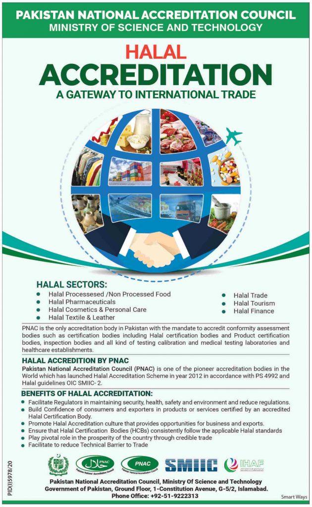 Halal Accreditation By PNAC