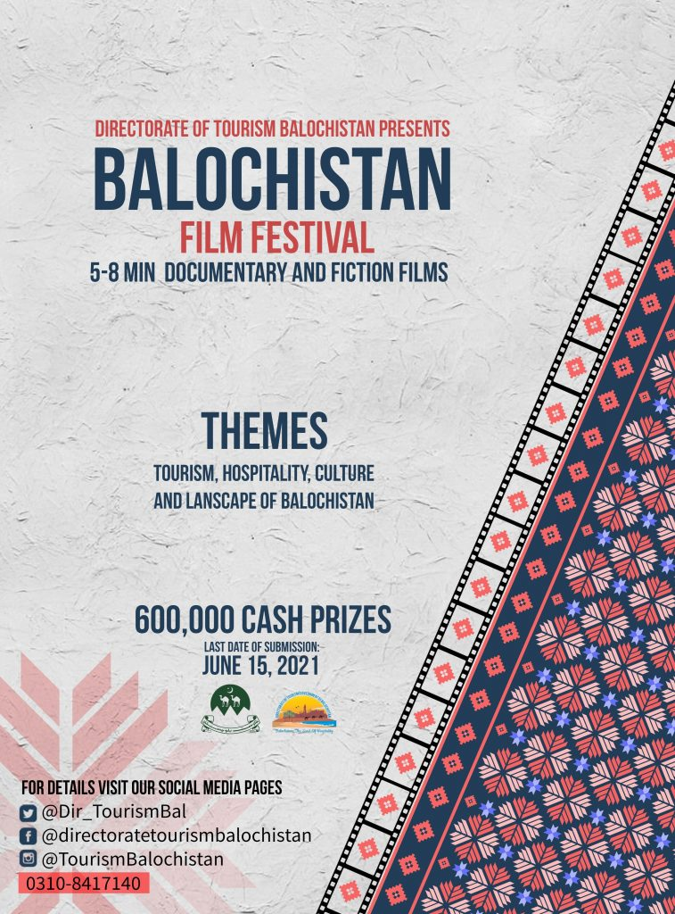 How To Submit Application for Film Festival 2021 Balochistan
