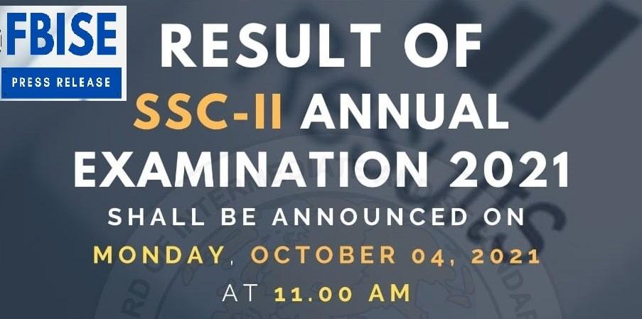 FBISE Intermediate Result 2021