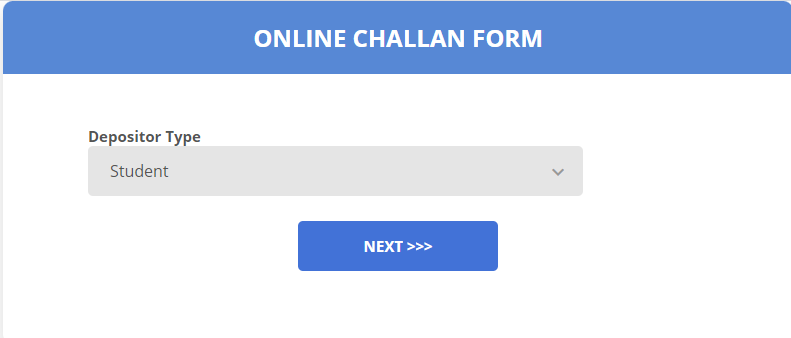 Open AIOU Challan Form
